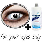 White contact lenses (White Manson) product image