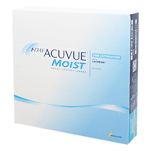 1-Day Acuvue Moist for Astigmatism 90