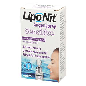 Lipo Nit Sensitive 10ml product image