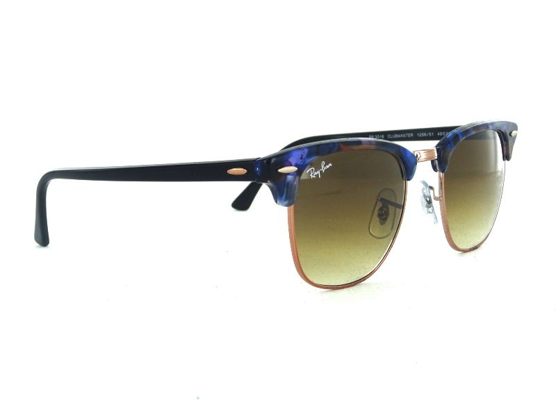 Ray Ban RB3016 1256/51 49 Clubmaster