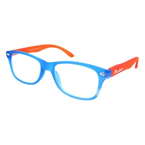 Reading Glasses Montana blue red product image