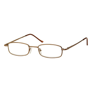 Reading Glasses Quebec brown product image
