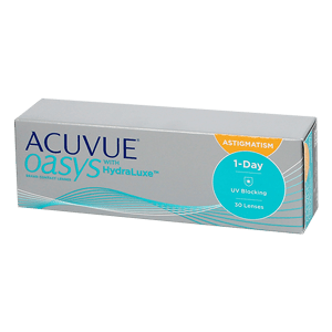 1-Day Acuvue Oasys for Astigmatism 30