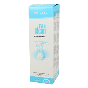 Avizor EVERclean 225ml and 30 Tablets product image