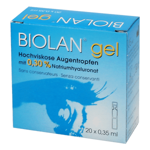 Biolan Gel Collyre 20x0.35ml product image