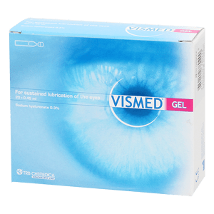 VISMED GEL Collyre 20x0.45ml product image
