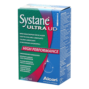 Systane ULTRA gouttes pour les yeux 30 x 0,7 ml product image