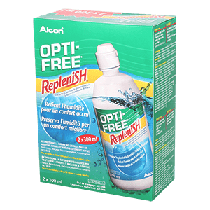 OptiFree RepleniSH - 2 x 300ml product image