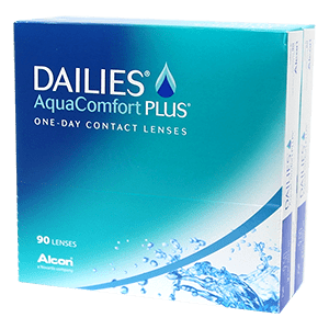 Dailies Aqua Comfort Plus 180 product image