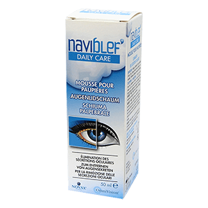 Naviblef Daily Care Augenlidschaum 50ml product image