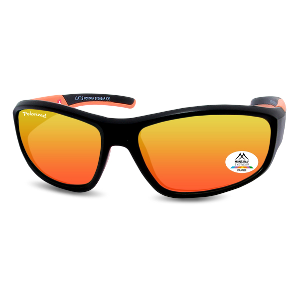 Lunettes de sport Outdoor Fancy Orange