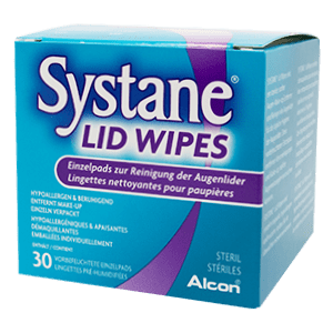 SYSTANE Lid Wipes 30 pcs product image