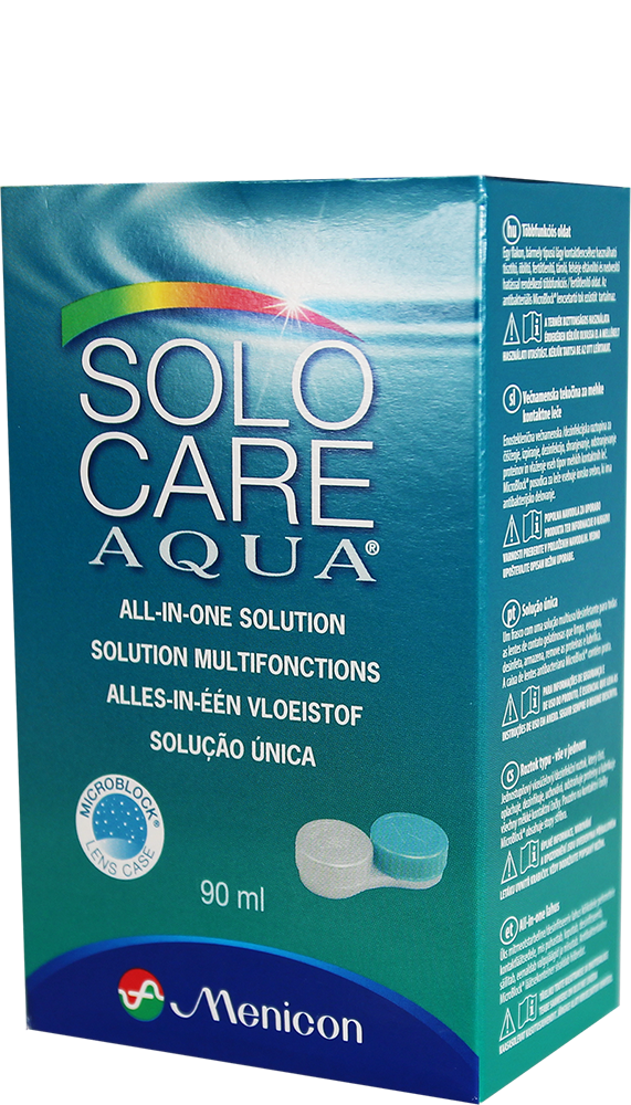 Solo Care Aqua Sac de voyage 90ml product image