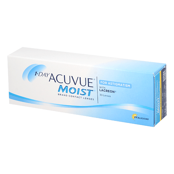 1 day acuvue moist 30 for astigmatism contact lenses. Black Bedroom Furniture Sets. Home Design Ideas