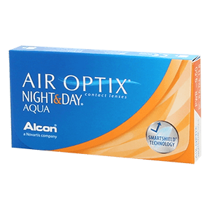 Air Optix Night and Day Aqua 6