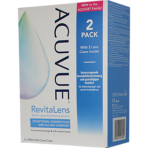 ACUVUE RevitaLens 2x300ml product image