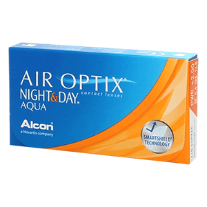 Air Optix Night and Day Aqua 3 product image
