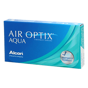 AIR OPTIX AQUA 6