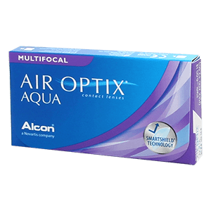AIR OPTIX AQUA Multifocal 6