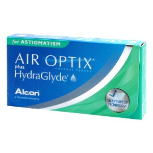 AIR OPTIX plus HydraGlyde for Astigmatism 6