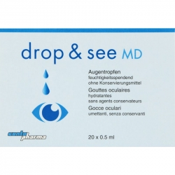 Contopharma Drop and See MD 20 x 0.5 ml