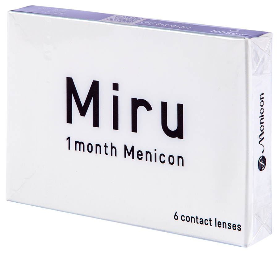 Miru 1Month Menicon - 6