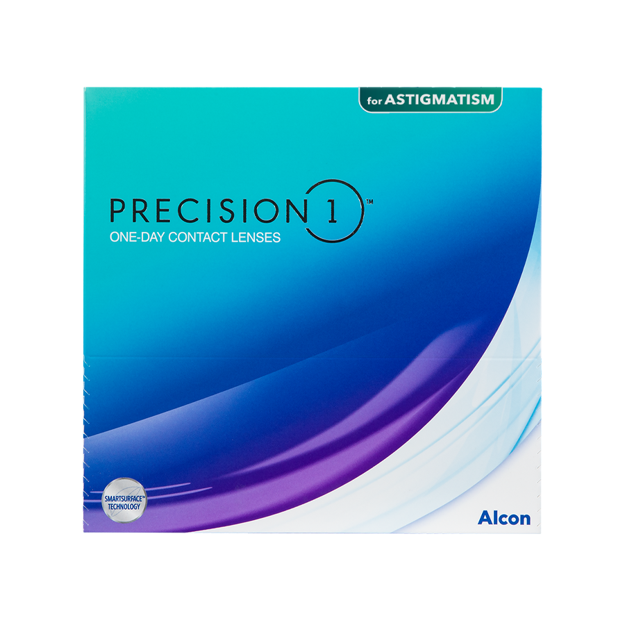 PRECISION 1 for Astigmatism - 90