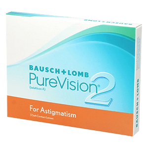 PureVision 2 HD for Astigmatism 3