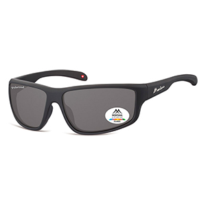 Sportbrille Outdoor Black Classic Size