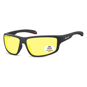 Lunettes de Sport Outdoor Yellow Classic Size