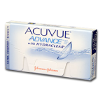 Acuvue Advance 6