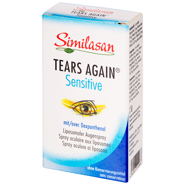 Similasan TEARS AGAIN Sensitive 10ml